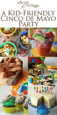 Ole! From decor to food to party games and favours, here's everything you need for a fun Cinco de Mayp or Fiesta-themed party.
