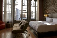 Browse the best hotels in Montreal Canada Hotels according to location, price, style, and amenities. Best Hotels In Montreal, Old Montreal, Montreal Canada, Hotels With Balconies, King Or Queen Bed, Sorrento Hotel, Balcony Furniture, Most Luxurious Hotels, Shower Units
