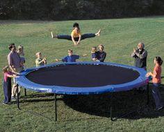 JumpSport 14-foot Trampoline Reviews