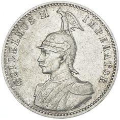 1/2 Rupie 1904 A