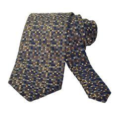 Swarovski necktie-Men's Necktie-Man's shiny tie by MonteCrystals