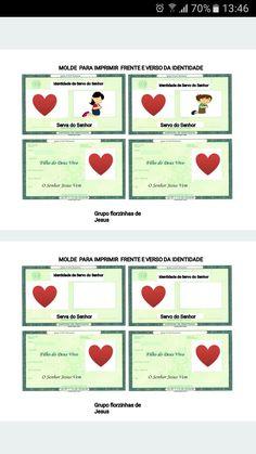 Identidade September Challenge, Certificate Frames, Christian Kids, Day Book, Wedding In The Woods, Smash Book, Wedding Guest Book, Sunday School, Homeschool