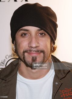 A.J. McLean during Howie Dorough Birthday Celebration to Raise Awareness of Lupus at LAX in Hollywood, California, United States.