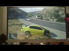 GTA V-9800GTX+ 512 MB- 30 FPS- XEON @E5450 - 8GB DDR2 Grand Theft Auto, Gta