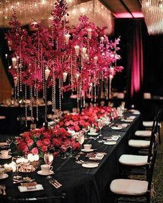 Gorg setup at this #reception! Photo via #taylormadesoirees