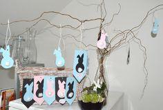 Pout Pourri by Sarka: Velikonoční Bunny z papíru