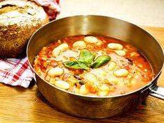 Toskansk soppa på smörbönor (kock Malin Söderström)