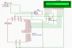 18650 Battery Capacity Tester Circuit Diagram
