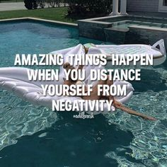 Amazing things happen when you distance yourself from negativity. Like this? Let us know, follow and share it with your friends! ➡️ @sweartee for fashion and lifestyle photos! #adillaresh #quotes #quote #success #motivation #inspiration #attitude #positive #appreciate #boss #ceo #business #goals #leader #entrepreneur