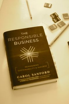 One of the best books on Sustainability I've read - specifically geared toward business leaders. An extremely relevant discussion on how leaders should think about their own purpose and what that means for the purpose of their companies. Great examples from companies everyone will recognize from the real world. Written by Carol Sanford - www.carolsanford.com