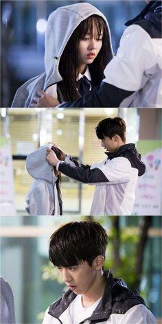 Kim so hyun Korean Drama Movies, Korean Actors, Sungjae And Joy, Kim So Hyun Fashion, Who Are You School 2015, Kim Book, Kim Sohyun, Nam Joohyuk, Drama School
