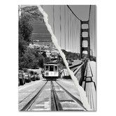 Found it at Wayfair - San Francisco Cable Car by Philippe Hugonnard Graphic Art on Wrapped Canvas