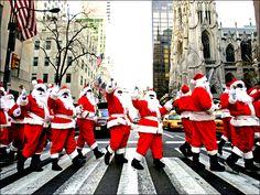 New York City: New York Christmas street fairs