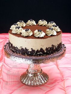 Cappuccino Torte