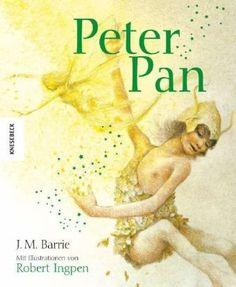 Peter Pan. Bibliophile ungekürzte Ausgabe mit Illustrationen von Robert Ingpen von J. M. Barrie