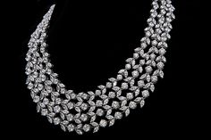 This distinctive #DiosabyDarshanDave #necklace is exquisitely articulated in minimal #SterlingSilver setting. Featuring a contemporary design aesthetic, this exceptional necklace is set with brilliant cut and marquise-shaped #SwarovskiZirconia – each one intricately handset by expert Diosa craftsmen. Ideal for #bridalwear and #destinationweddings. Available on www.diosajewels.com #makeeverydaybrilliant #jewellery #finejewellery #traveljewellery #weddings #preciousjewellery #luxejewellery