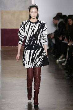 Ohne Titel Ready To Wear Fall Winter 2014 New York - NOWFASHION
