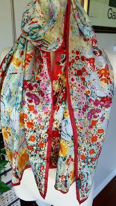 2107 100/% Cotton Indian Designer Scarf Floral Long Fashion Women Wrap Rectangle