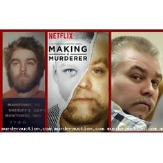 "STEVEN AVERY |""Making a Murderer""