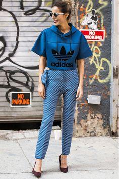 New York Fashion Week Street Style   British Vogue
