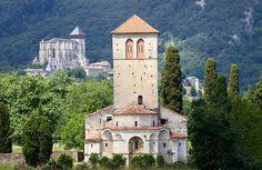 San Bertrán de Cominges  -Francia-