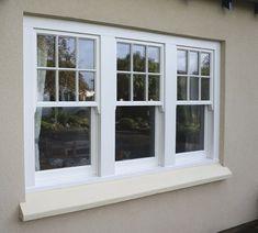 Image result for upvc mock sash windows