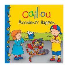 Caillou: Accidents Happen (Finder) - FamilyEducation.com