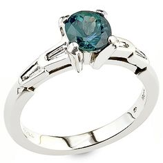 Alexandrite-one of the rarest stones in the world!