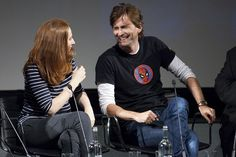 Catherine Tate and David Tennant | 10th Doctor screening | BFI Doctor Who at 50 - 10 | Flickr - Photo Sharing!
