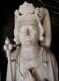 gisant de Philippe IV le Bel à la Basilique de St-Denis