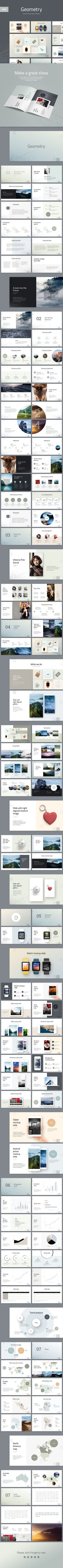 Geometry - Modern Keynote Presentation Template. Download here: https://graphicriver.net/item/geometry-modern-keynote-presentation-template/17246727?ref=ksioks