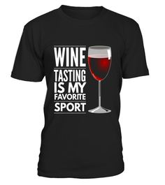 """# Wine tasting is my favorite sport Friday night funny t-shirt . Special Offer, not available in shops Comes in a variety of styles and colours Buy yours now before it is too late! Secured payment via Visa / Mastercard / Amex / PayPal How to place an order Choose the model from the drop-down menu Click on """"Buy it now"""" Choose the size and the quantity Add your delivery address and bank details And that's it! Tags: Wine tasting is my favor"""