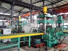 single piece wheel rims through spinning machine,No need welding and coiling process.