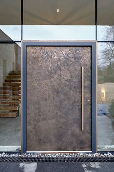 Best Contemporary Urban Front Doors Inspirations Need to Copy https://decomg.com/best-contemporary-urban-front-doors-inspirations-need-to-copy/