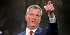 New York City Mayor Bill de Blasio will be the Democrat to announce a 2020 presidential campaign Business Insider Quinnipiac University, Monmouth University, Kirsten Gillibrand, Bill De Blasio, Democratic Senators, Sioux City, Political Figures, Working People, Running For President