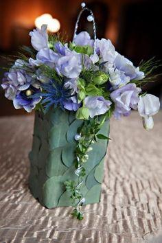 lavender flower purse 1, Françoise Weeks