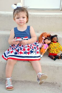4th of july dress #abby