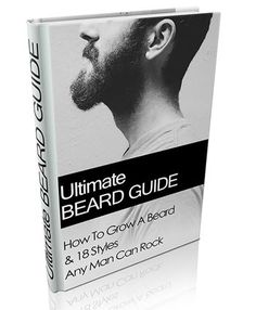 Learn about the 18 beard styles that men can sport. In this free ebook, the author gives a description of each beard style. Get more information about growing and grooming your beard. Real Men Real Style, Real Man, How To Grow Your Hair Faster, Mens Clothing Styles, Clothing Hacks, Men's Clothing, Men Style Tips, Anti Aging Cream, Beard Styles