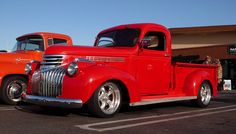 Chevy Pick-Up 41-46 vintage.