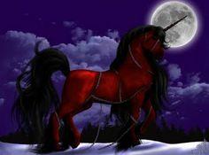 Stunning Fantasy art - Horses, unicorns, Pegasus   Curious, Funny Photos / Pictures