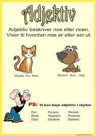 Bilderesultat for norsk grammatikk
