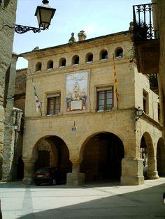 ajuntament Horta de Sant Joan  Catalonia