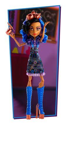 Robecca Steam, robot daughter of a mad scientist