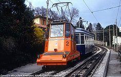Tratto a funicolare, tram e spintore di 2ª generazione