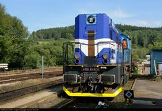 RailPictures.Net Photo: CD 740 874 3 Ceske Drahy CD 740 at Kajov, Czech Republic by Jaroslav Dvorak