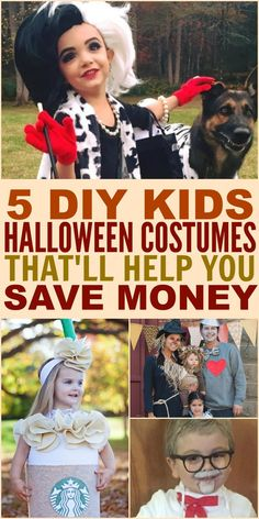I loved looking at all these Halloween costumes for kids! All of them will work for my son and daughter one day :)