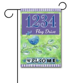 custom cotton flags