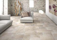 From £1.32! DD Ivory Range – Atlas Ceramics Stone effect tiles