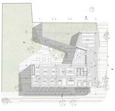 ARQA - Concurso Anteproyectos Nuevos Edificio de la Sede Cabecera del Distrito IV del Colegio de Arquitectos de la Provincia de Buenos Aires, 1er. Premio