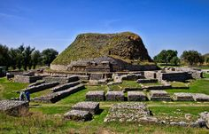 Ancient Taxila, Pakistan, was situated at the pivotal junction of South Asia and Central Asia. Some of the earliest ruins in this area date to the time of the Achaemenid or Persian empire in 6th century BC.  Owing to its strategic location, Taxila has changed hands many times over the centuries, with many empires vying for its control. When the great ancient trade routes connecting these regions ceased to be important, the city sank into insignificance and was finally destroyed by the…